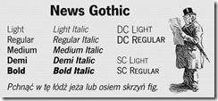 News-Gothic