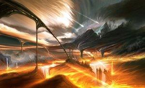 Загадочный крах Виртуальной цивилизации